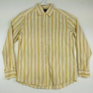 Vintage Lucky Brand Long Sleeve Button Up Shirt